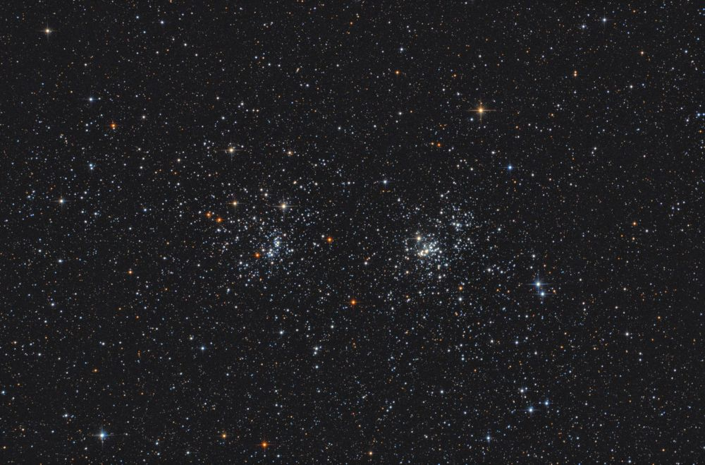 Double Cluster h & Chi Persei -  NGC 869 & NGC 884