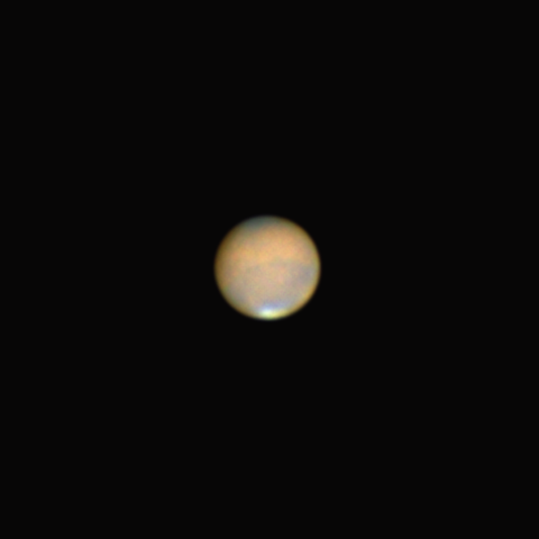Mars opposition 2018