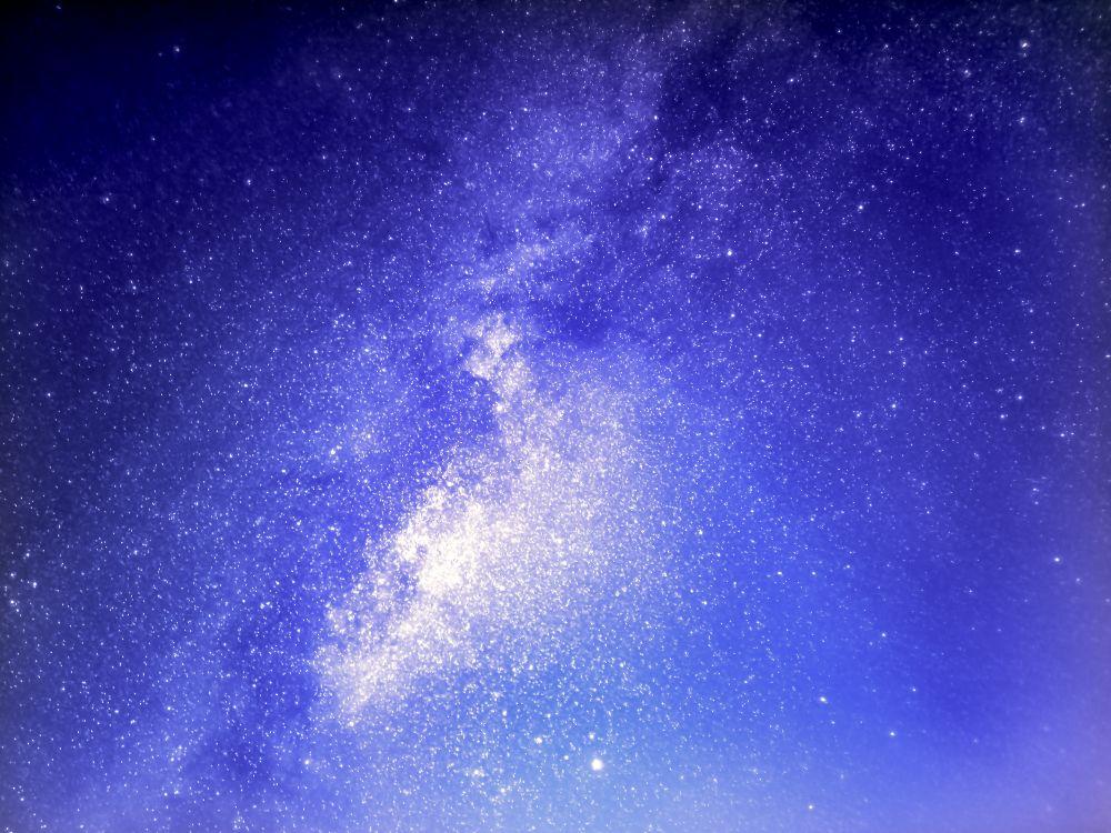 Млечный Путь 12 минут выдержки