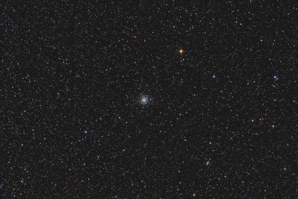 Globular cluster M56