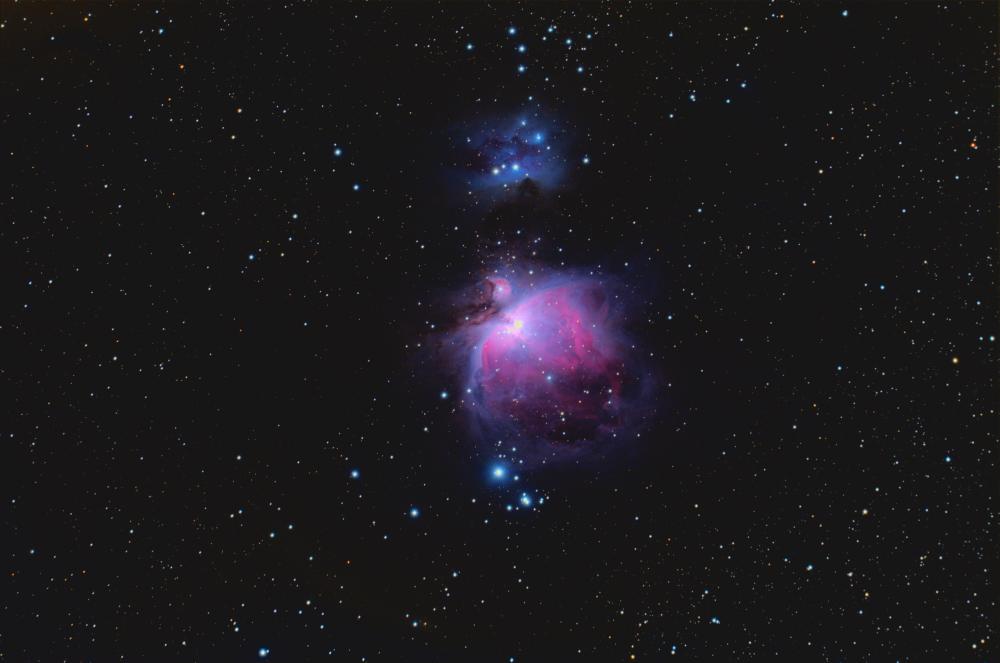 М42, М43, NGC 1977