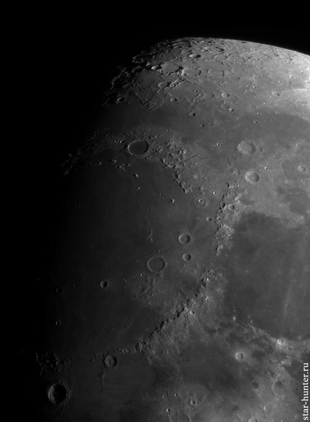 Moon, November 6, 2019, 20:10.