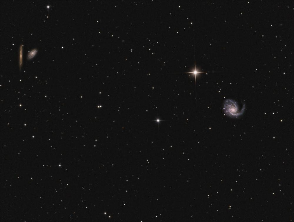 M 99 in Virgo LRGB