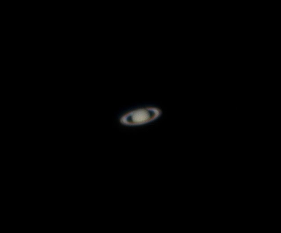 Сатурн. 03.08.20
