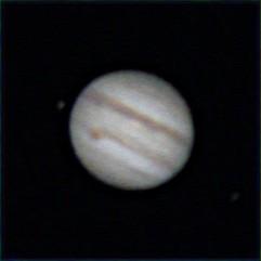 Юпитер, Ио, Европа