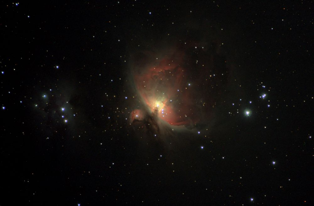 М42 (NGC1976) - Туманность Ориона