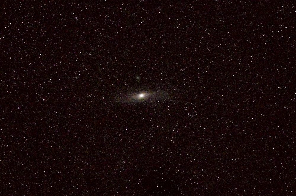 Галактика Андромеда. 18.08.19