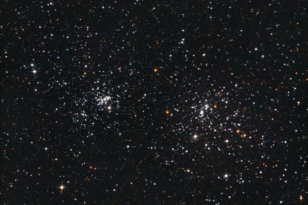 X H perseus (NGC 869,NGC 884)