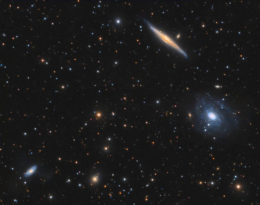 NGC 5965, NGC 5963