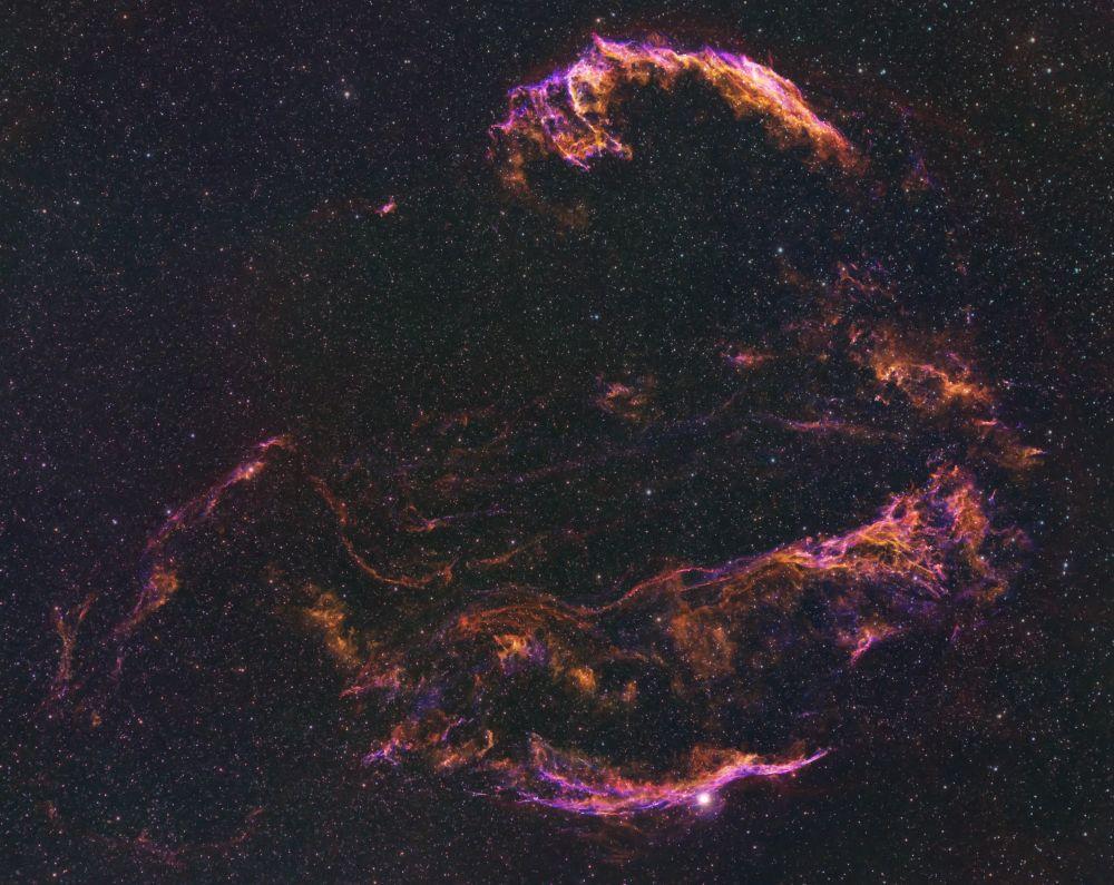 Туманность Вуаль