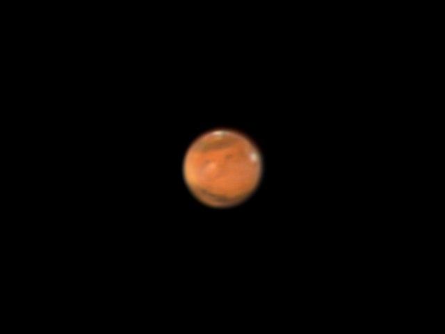 Mars, 23 march 2014, 2:41