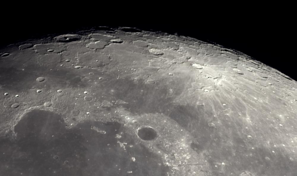 Луна. 30.10.2020