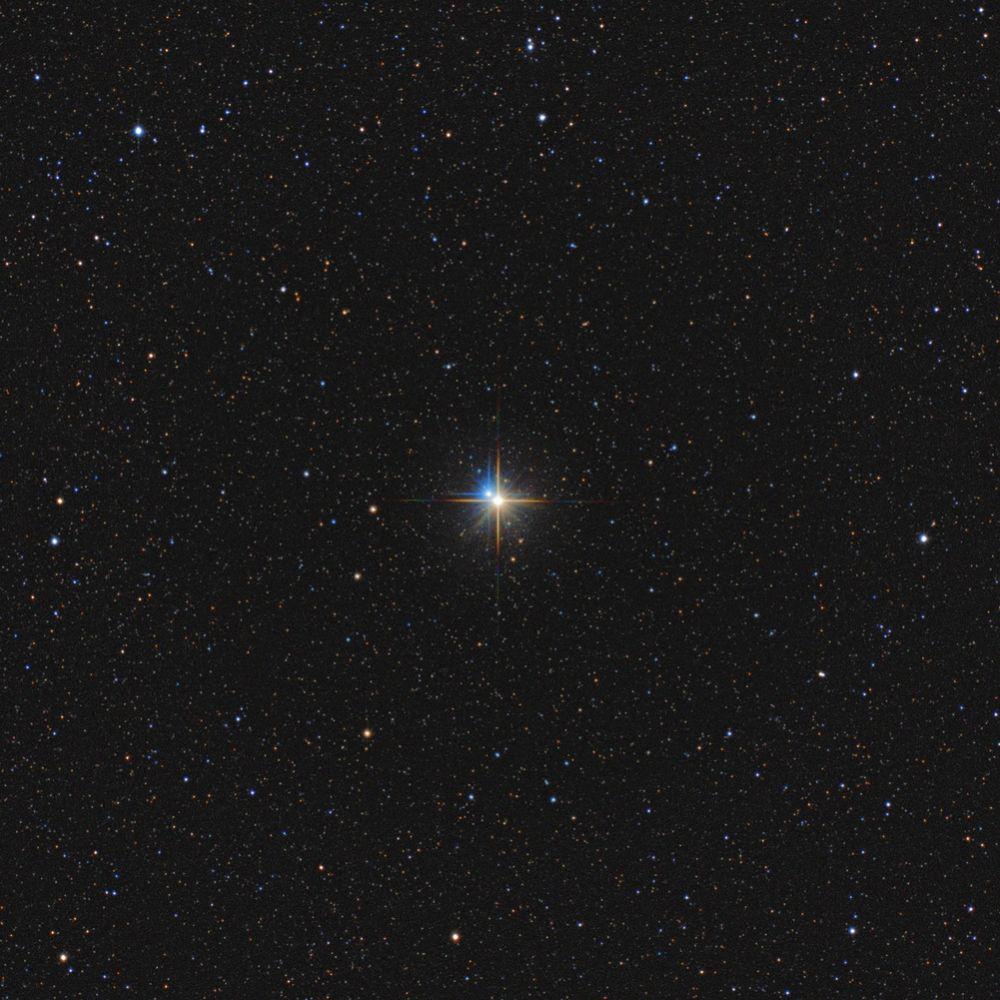 Albireo - Beta Cygni
