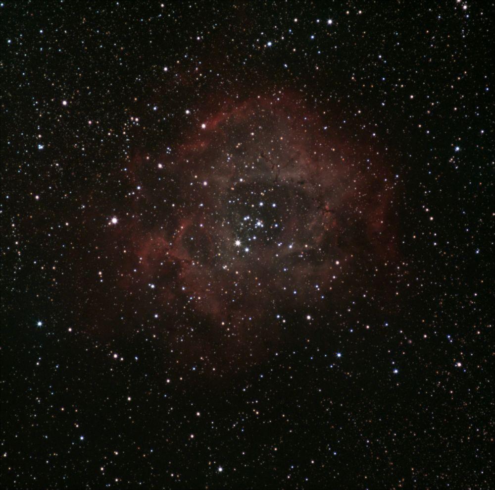 NGC 2244 - Розетка