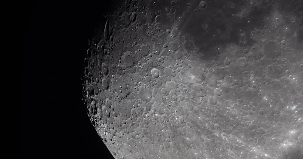 Луна. 24.03.2021
