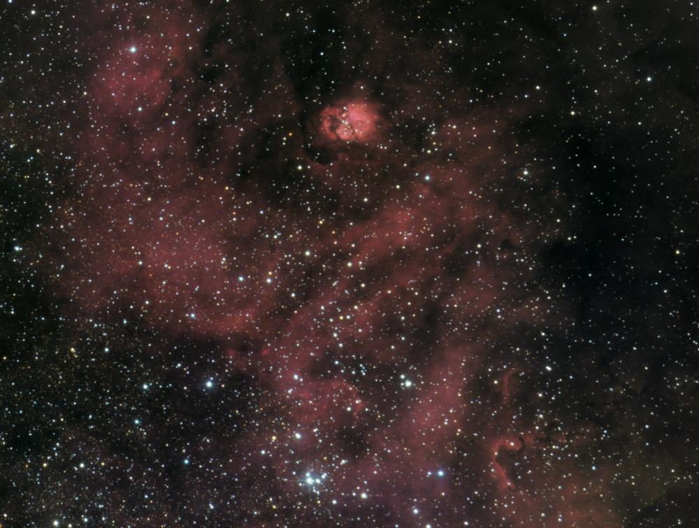 SH2-54 egg nebula in serpens Ha_UHC-S_RGB