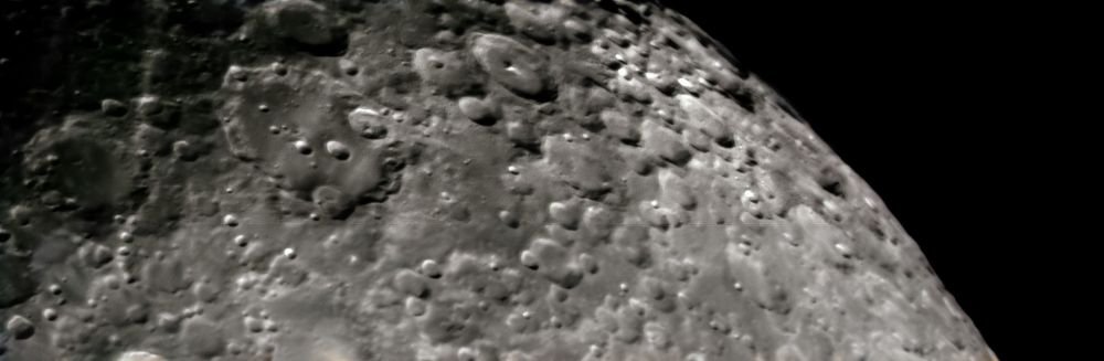 Moon Surface with AstroDinsk