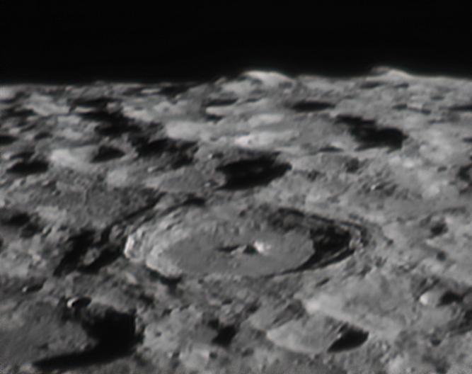 Crater Moretus