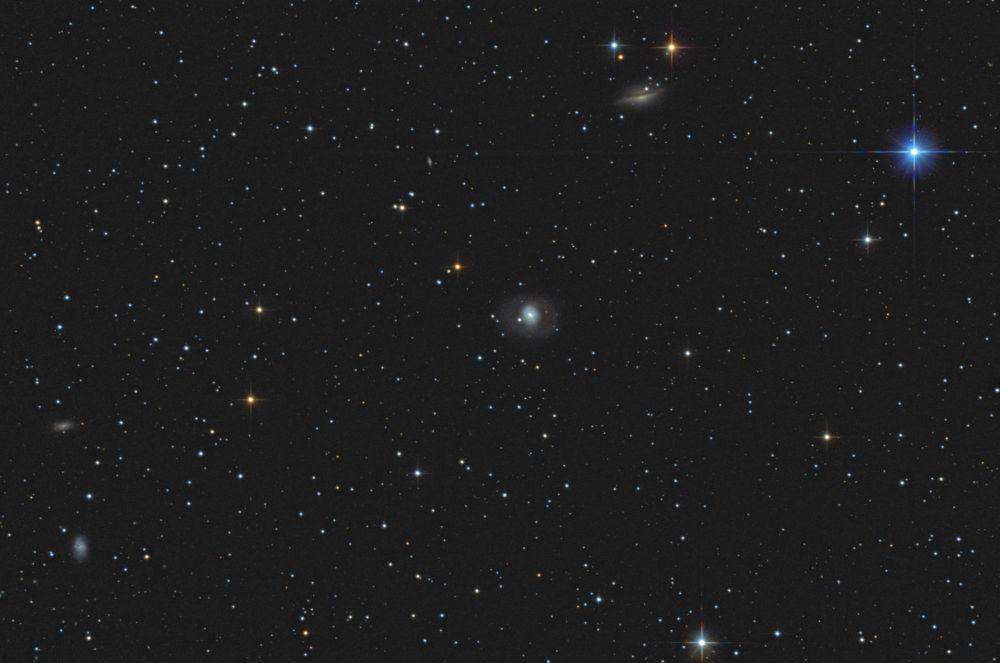 Cetus Galaxy group - M77, NGC1055, 1087, 1090.