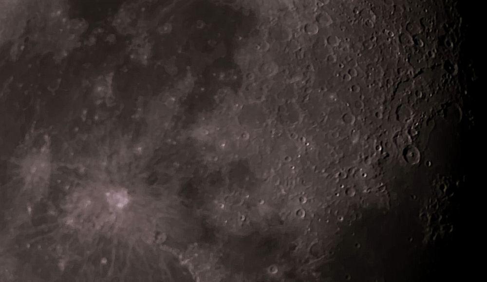 Луна. 10.07.2020