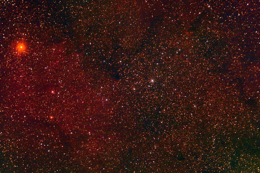 Эмиссионная туманность IC1396
