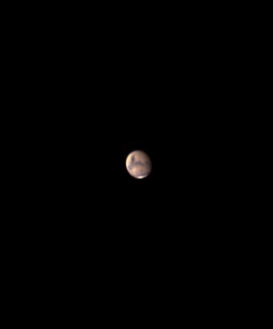 Марс. 20.08.2020