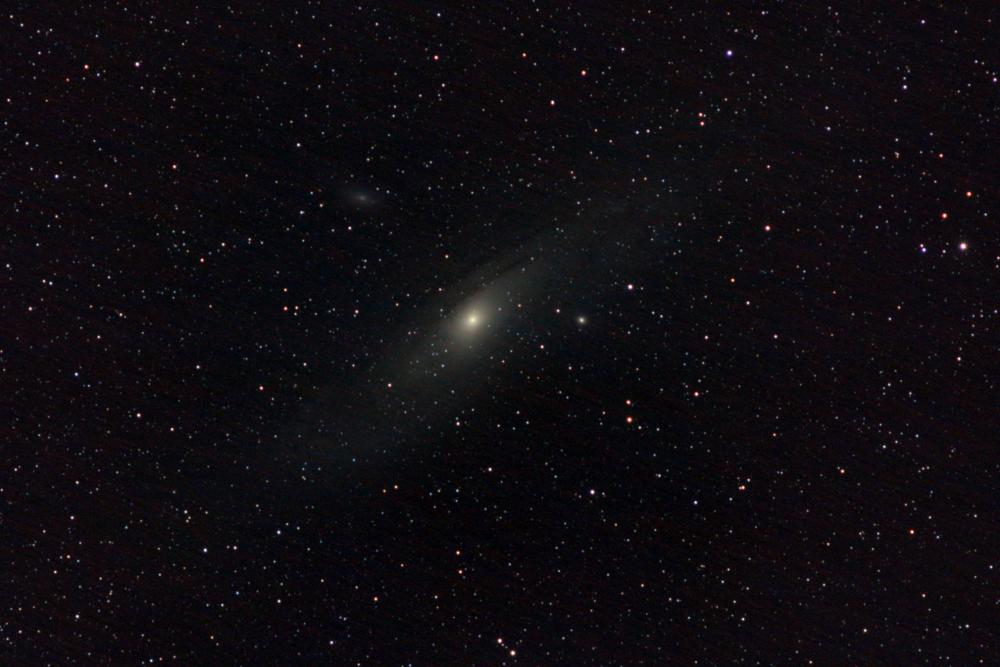 M31 - Andromeda Galaxy ; M110