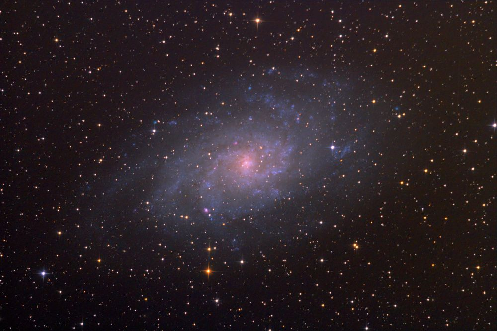 Галактика M33
