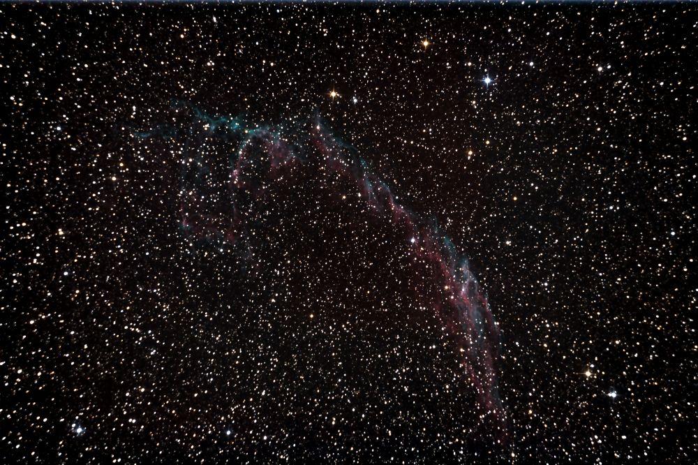 Veil Nebula (NGC 6992)
