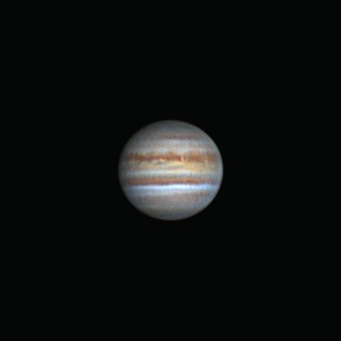 Jupiter 12.07.2018