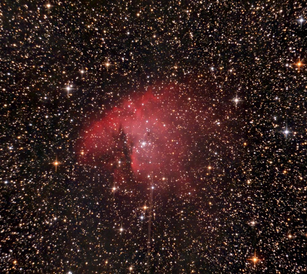 NGC 281 - Pak-Man