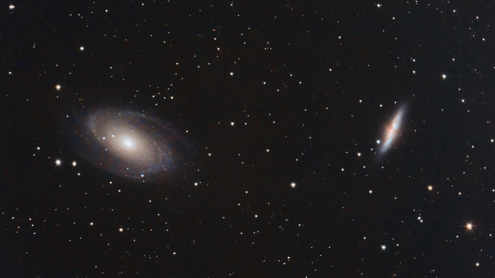 M81 и M82