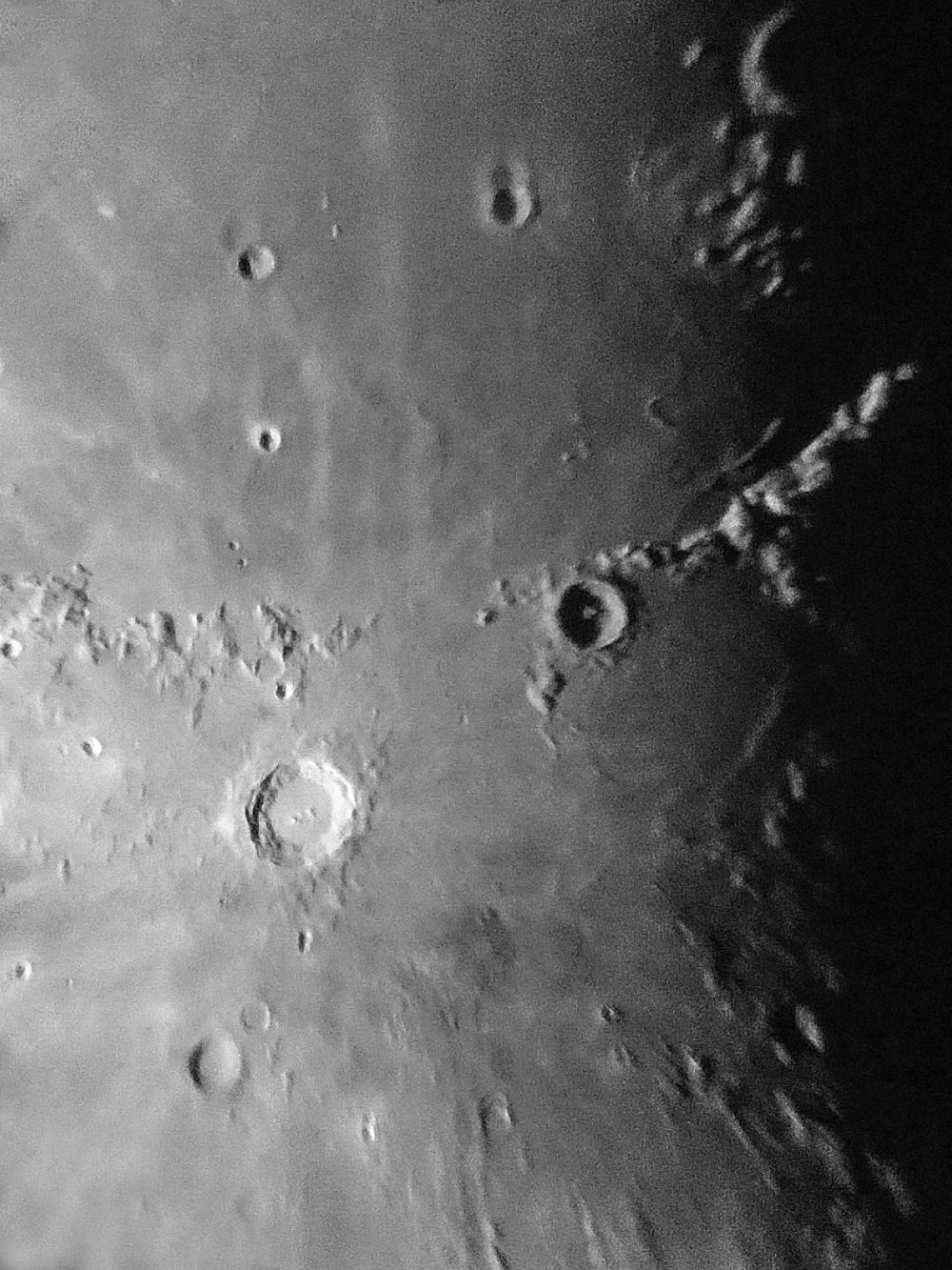 Лунные кратеры 10.10.2020 (2)