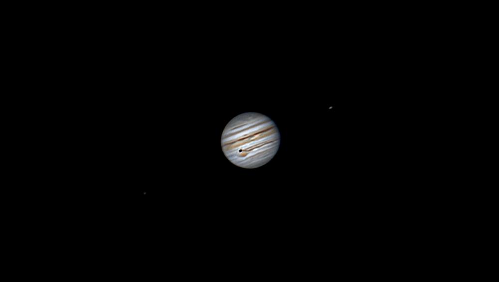 Юпитер. 13.07.2021