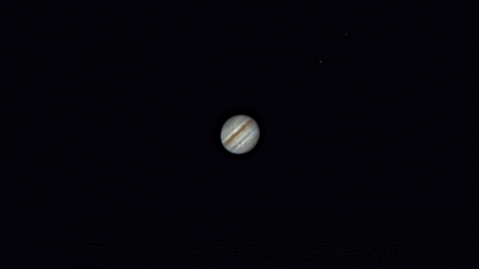 Юпитер. 09.07.2021