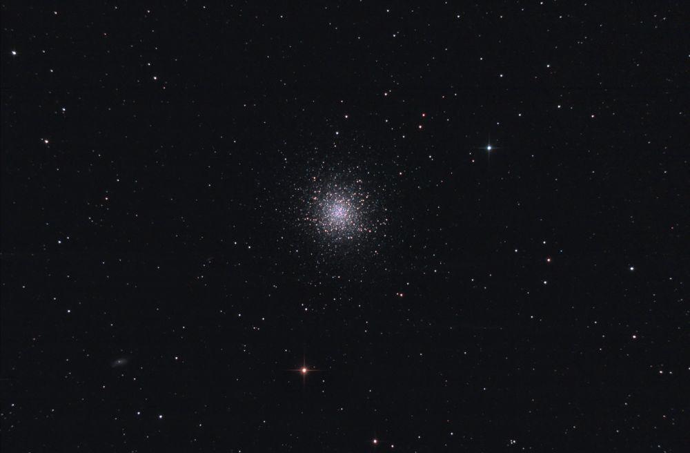 M13 шаровое звёздное скопление.