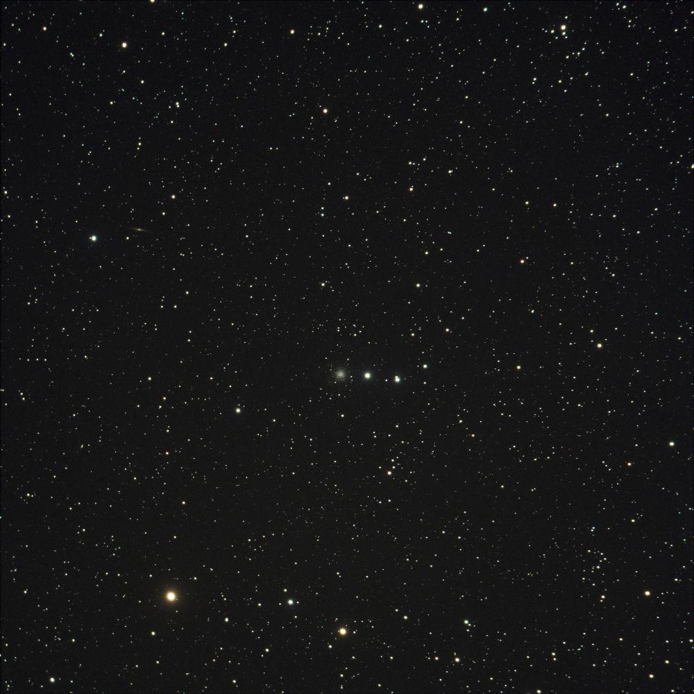 NGC 2419 - шаровик в Рыси
