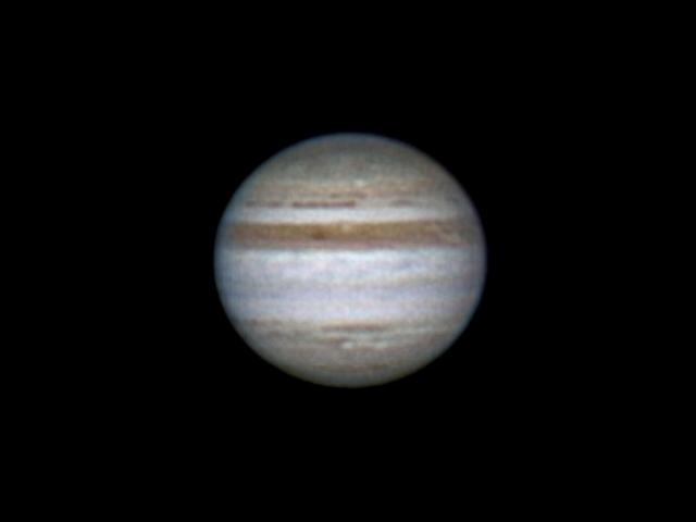 Jupiter without a belt :) 7 september 2010, 2:08