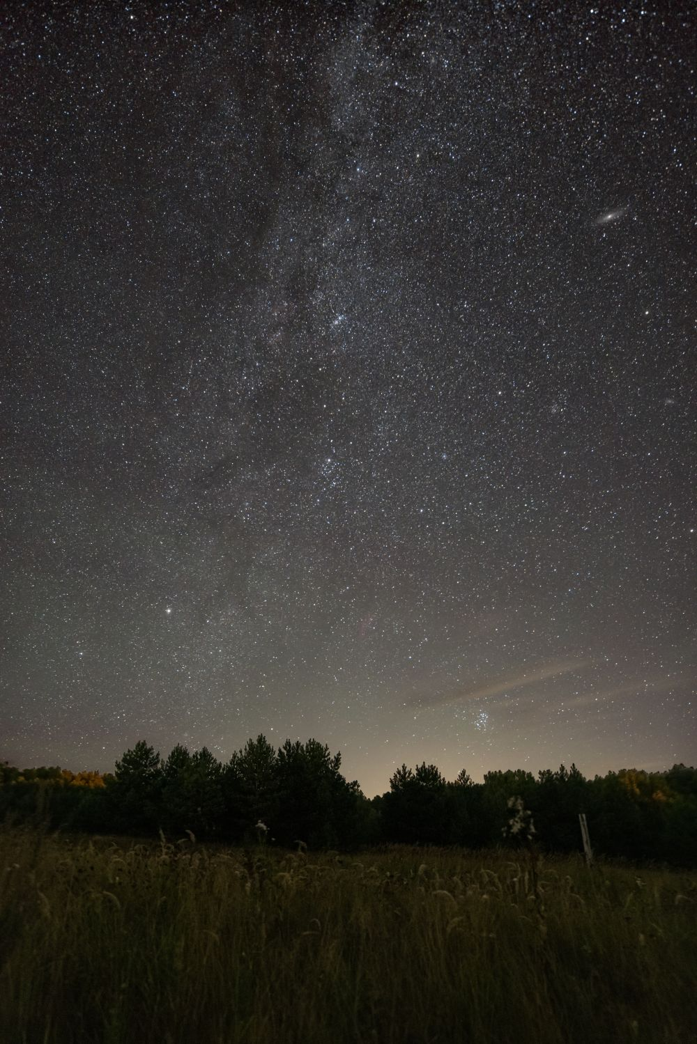 Северный Млечный путь