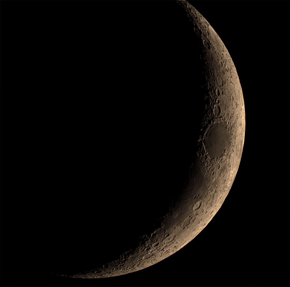 Луна февраля. День четвёртый