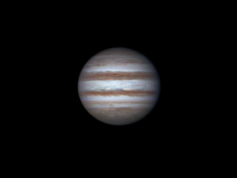 Jupiter, 3 march 2014, 23:30