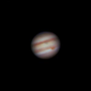 Юпитер в июле