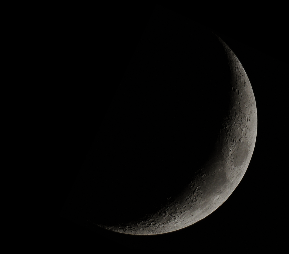 Moon (one frame)