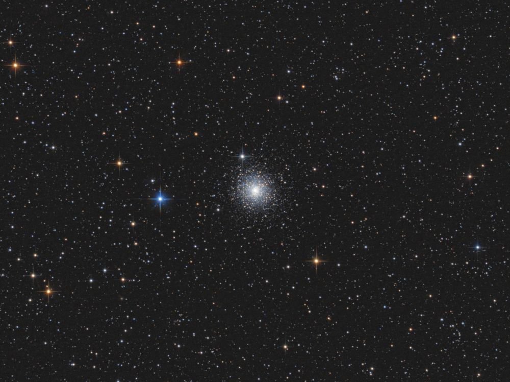 Great Pegasus Cluster - M15