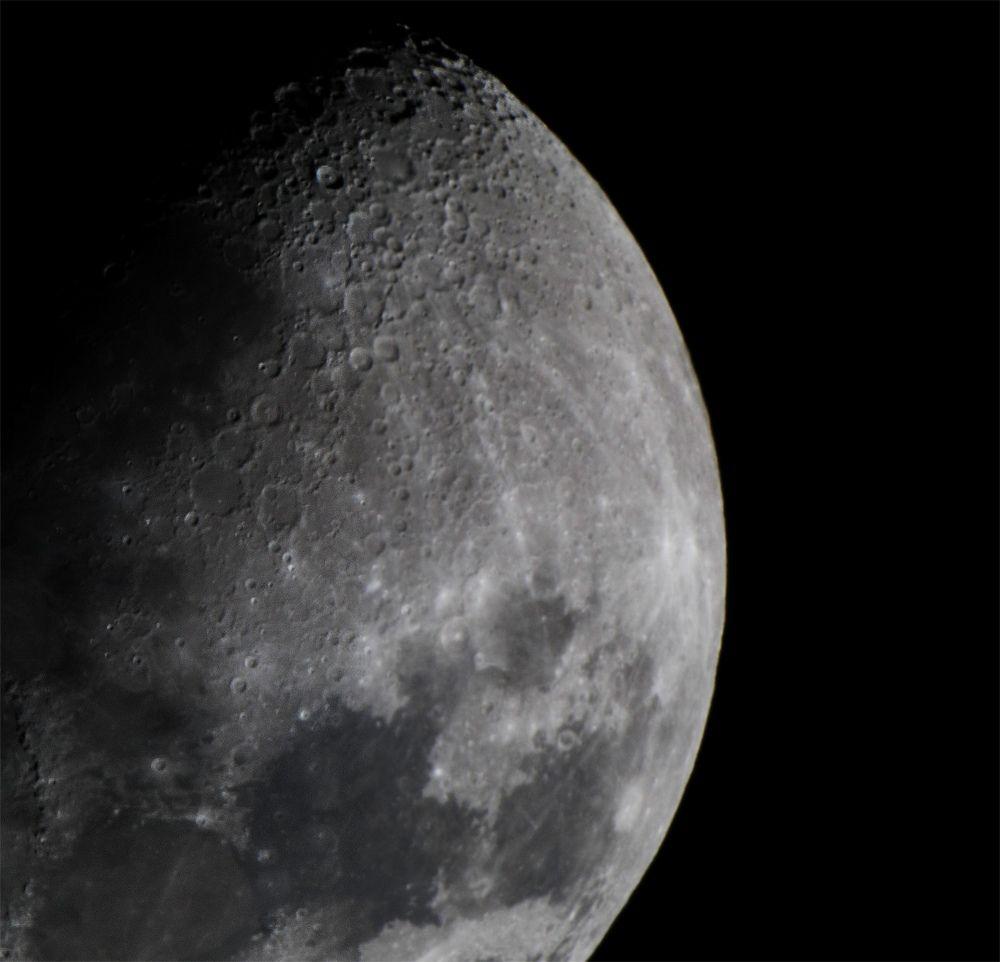 Луна, одиночный кадр