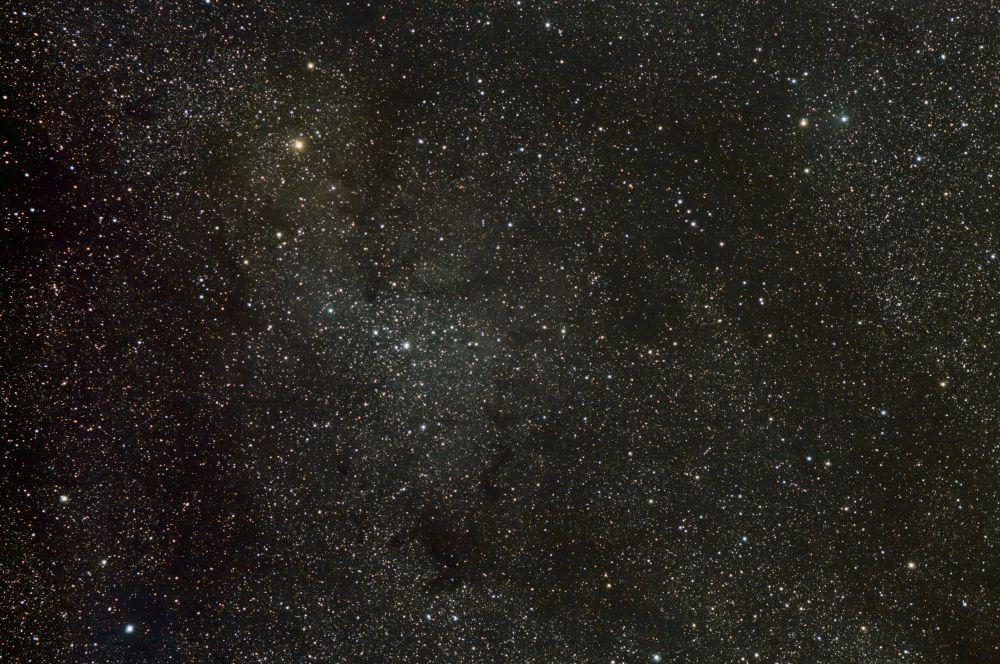 IC 1396 &  μ Cephei
