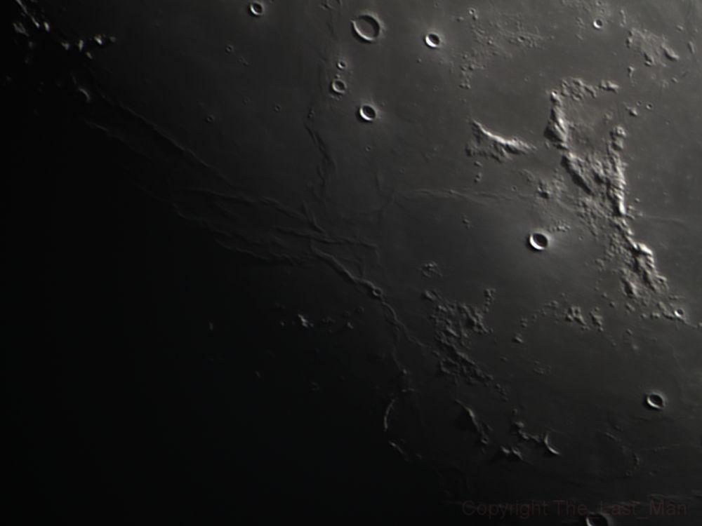 Euclides, Montes Riphaeus (30 jan 2015, 20:41)
