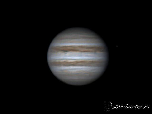 Юпитер, 22 января 2016 года, 2:14