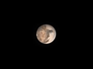 Марс 31.10.2020