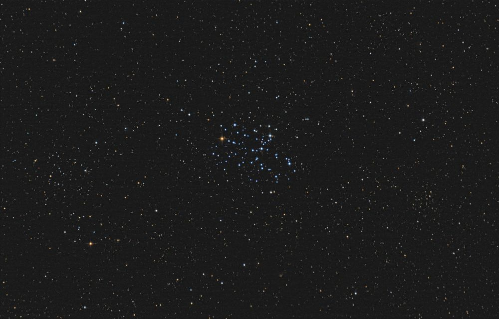 Butterfly Cluster M6